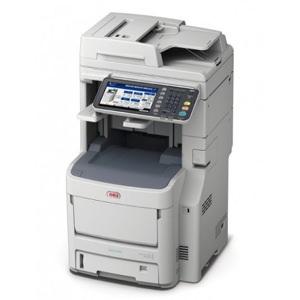 OKI ES7480DFN A4 Colour MFP