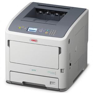 OKI ES7131DNW A4 Mono Printer
