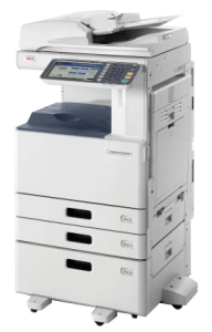 DO TECH OKI Printers & Copiers
