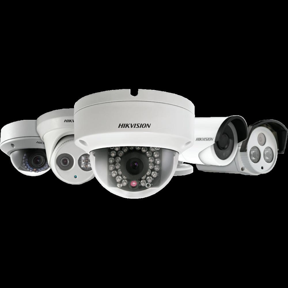Hikvison Security Cameras