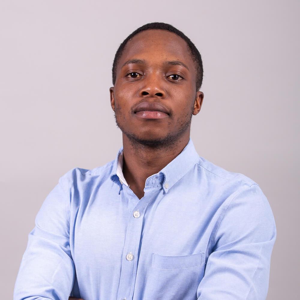 Cyril Ngulube - IT Technician