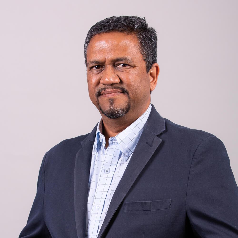 Nelson Gangaram - Technical Manager
